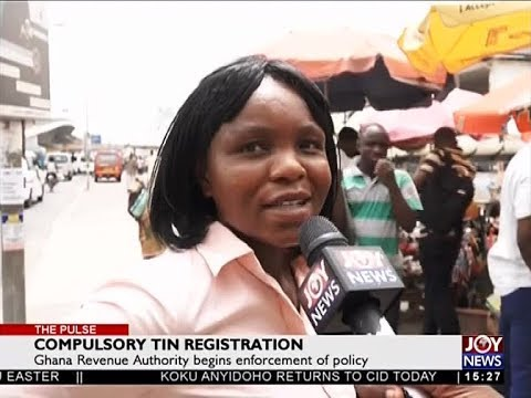 Tax Identification Number - The Pulse on JoyNews (3-4-18)