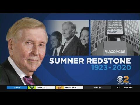 Media Mogul Sumner Redstone Dies At Age 97