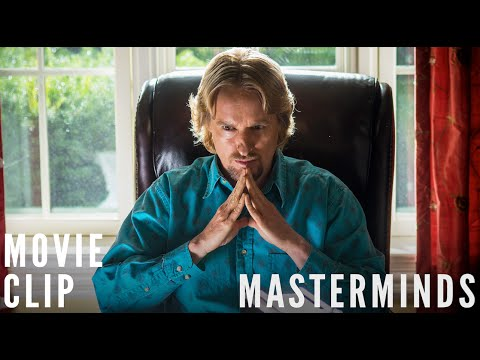 Masterminds (Clip 'Is It One of Them?')
