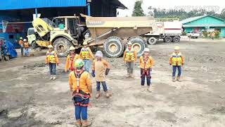 preview picture of video 'Yel yel Keselamatan kerja versi Plant Division PT. HPU Site KMO'