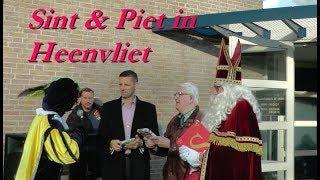 Sint & Pieten bezoeken Heenvliet