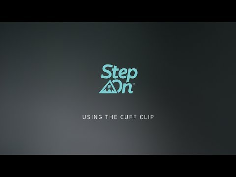 Video: Burton Step On Tutorial - Using The Cuff Clip