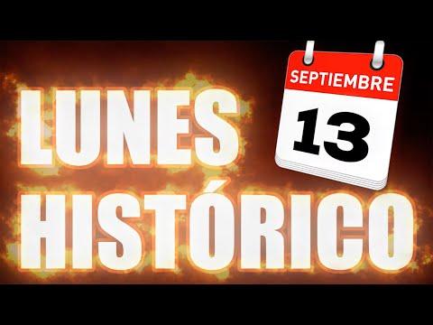 Un lunes histórico