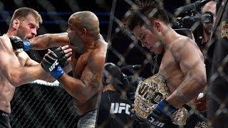 Новый чемпион UFC, зарплаты UFC 227, Кормье о реванше с Миочичем