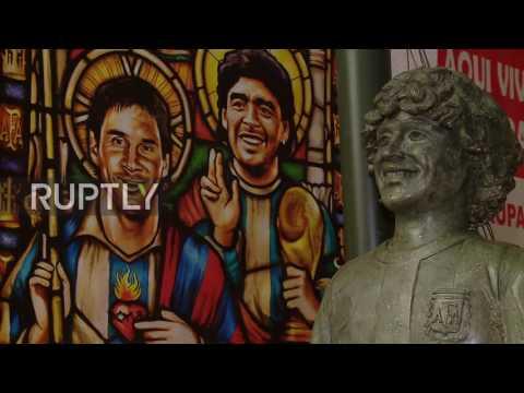 Το θρυλικό σπίτι-μουσείο του «Θεού» του ποδοσφαίρου