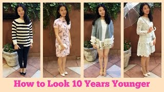 How to Look 10 Years Younger Instantly