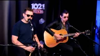 Arctic Monkeys - Snap Out of It (acoustic at The Edge Music Lounge 2014)