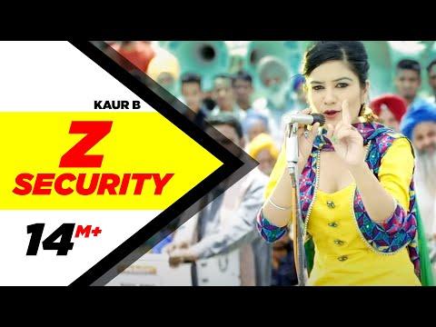 Z Security  Kaur B