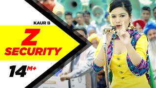 Z Security  Kaur B