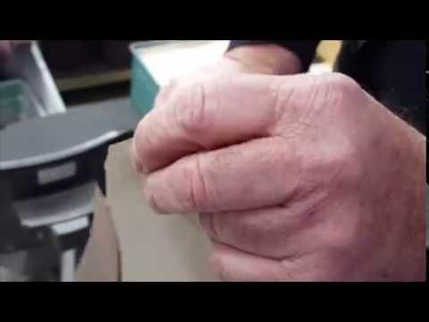 Sternsteiger Titan séf kés,damaszkus kés,konyhakés,német főző kés,Sternsteiger kés,Titanmesser,szkés