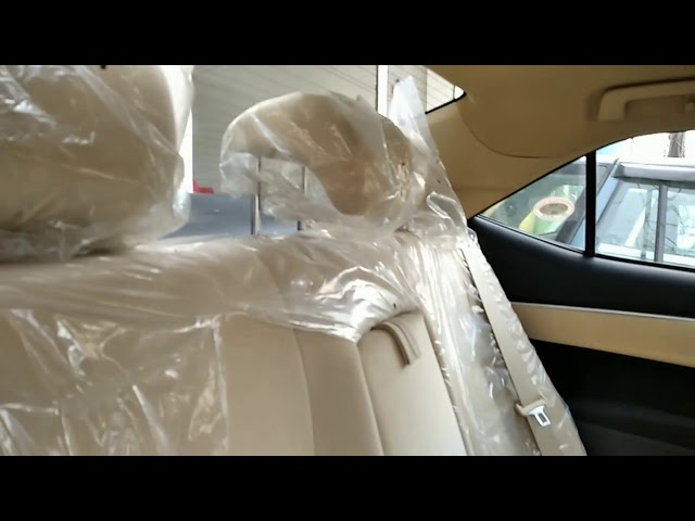 Toyota Corolla GLi Automatic 1.3 VVTi 2015 for Sale in Lahore