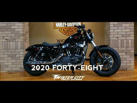 2020 Harley-Davidson® Forty-Eight® : XL1200X