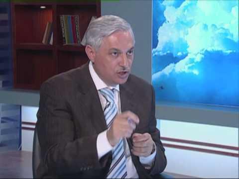 الإعلامي هيثم زعيتر على تلفزيون المحور (12 تشرين الأول 2012) جزء 2