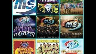 Super Mix Banda MS Corridos