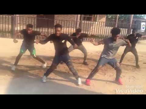 Spectacular makossa dance....