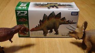 アニア アニマルアドベンチャー AL 03 ステゴサウルス Stegosaurus