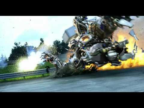 Transformers 4 - All Transformations IMAX