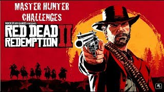 Red Dead Redemption 2: Master Hunter Challenges 7-10