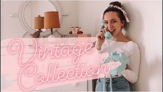 My HUGE Vintage Collection 1930-1960's (Jewelry, Clothing, Makeup & Electronics)