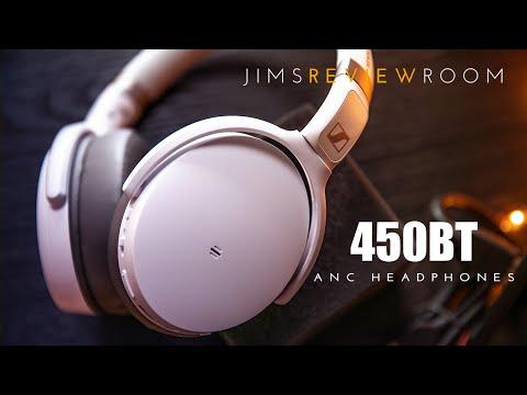 External Review Video xOoG1iOdqMo for Sennheiser HD 350BT & HD 450BT Wireless Headphones