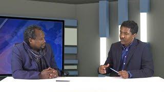 ESAT Interview with Journalist Temesgen Desalegn