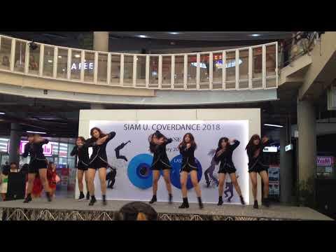DAYDREAM Cover Dreamcatcher 280117 Siam U cover dance 2018 @The Sense