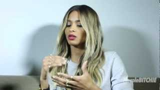 Ciara Interview Part 1: Talks 'Got Me Good', 50 Cent and Desire To Find Love