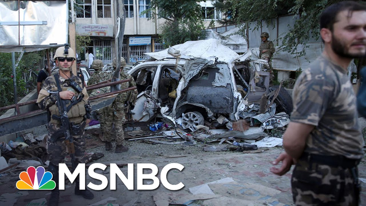 NATO To Amplify Efforts Against ISIS | Andrea Mitchell | MSNBC thumbnail
