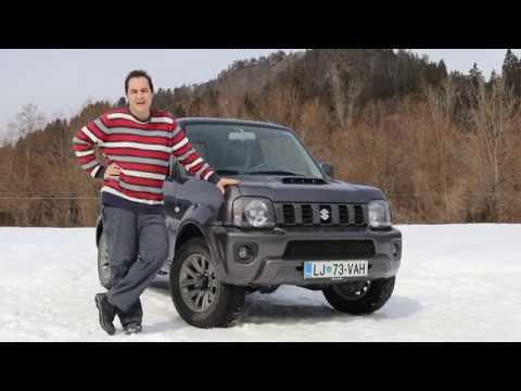 Suzuki Jimny 1.3 Style 4x4 Review