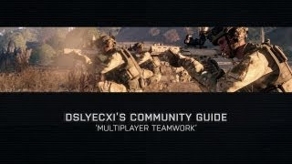Community Guide: MP Teamwork