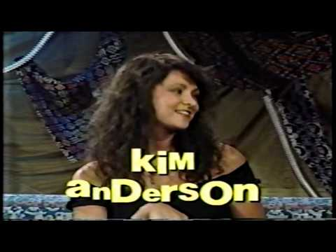 Kim Anderson Video Vixen early 1990's Interview Request Video KDOC - FROM THE VAULT