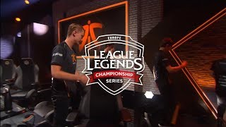 Empieza la recta final de la LCS EU