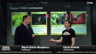 Pro Tour Magic 2015: Deck Tech with Craig Wescoe -