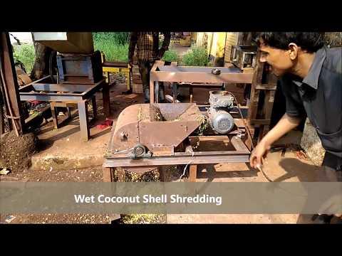 Amey Organic Waste Shredder