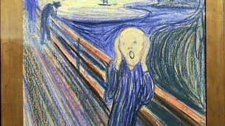 'How I recovered The Scream' - Witness - BBC News