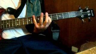 Iron Butterfly-Real Fright bass cover
