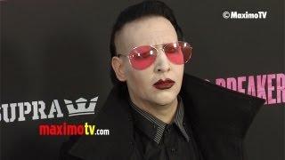 """Мэрилин Мэнсон, Marilyn Manson """"Spring Breakers"""" Los Angeles Premiere ARRIVALS"""