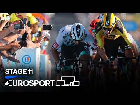 Video | Samenvatting etappe 11 Tour de France 2020