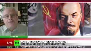 Richard Wolff on 90th anniversary of Lenin