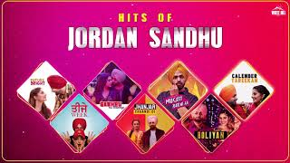 Hits Of Jordan Sandhu | Audio Jukebox | New Punjabi Songs 2019 | White Hill Music