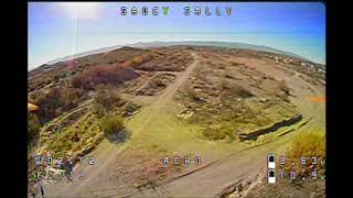 Saucy Sally FPV: Boxing Day Blast