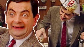 PARTY Bean   Mr Bean Full Episodes   Mr Bean Official