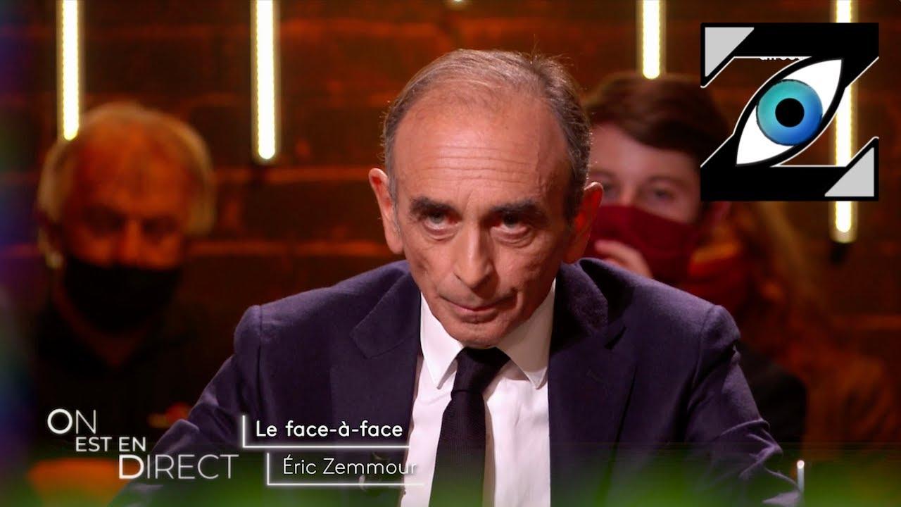[Zap Télé] Virulente altercation entre L. Ruquier et E. Zemmour à propos des audiences ! (13/09/21)
