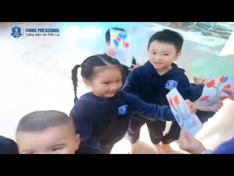 Chúc mừng ngày nhà giáo Việt Nam 20-11-2020, Mầm non Phần Lan