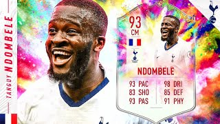 SHOULD YOU DO THE SBC?! 93 SUMMER OF HEAT NDOMBELE REVIEW! FIFA 20 Ultimate Team