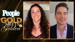 Matt Bomer Meets Tatyana McFadden | Gold Meets Golden | PEOPLE