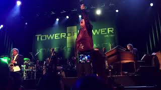 Tower of Power 50th Anniversary Show -- What Is Hip?