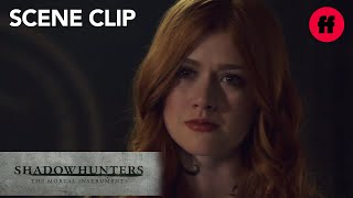Shadowhunters | Season 3, Episode 8: Clary Tells The Clave The Truth