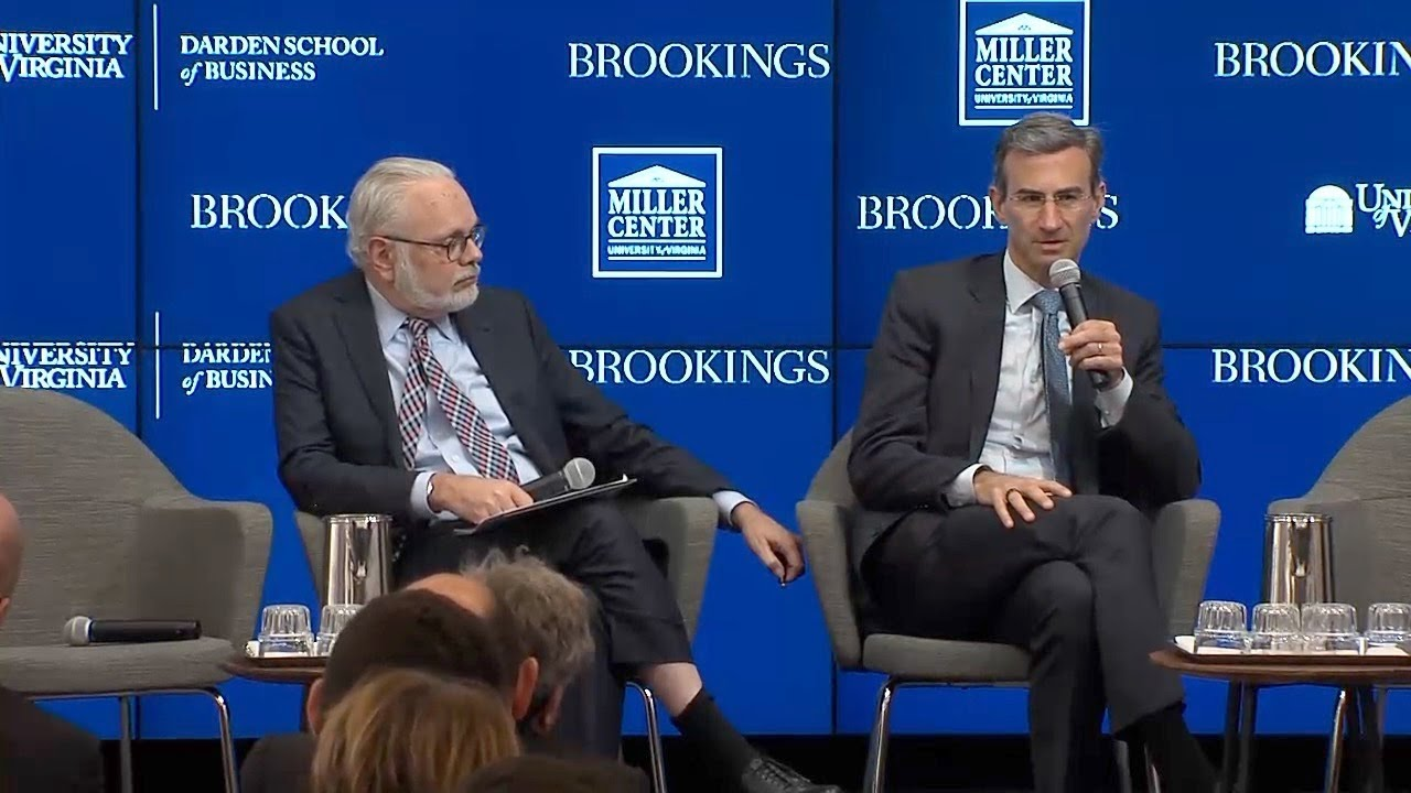 A conversation with Peter Orszag
