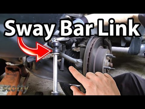 Download How To Stop Car Clunks Sway Bar Bushing And Links